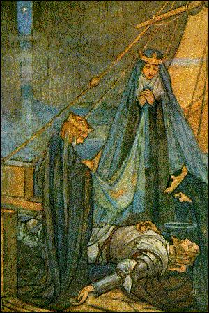 Theosophy Avalon The Theosophy Wales King Arthur Pages
